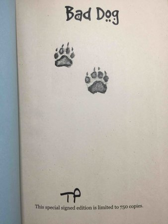 BAD DOG: Collected Crime Stories. by Piccirilli, Tom.