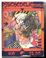 PSYCHEDELIC REVIEW NO. 10, 1969. by Metzner. Ralph and Timothy Leary, editors.