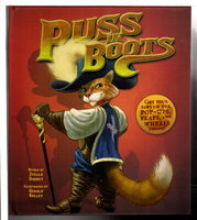 PUSS IN BOOTS. by Gurney, Stella; Illustrated by Gerald Kelley