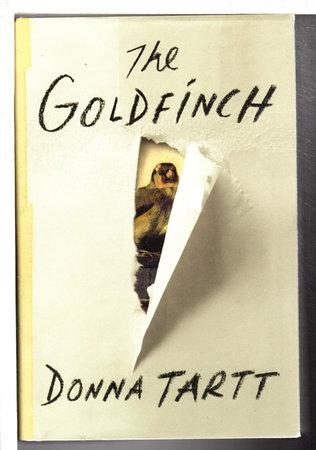 THE GOLDFINCH. by Tartt, Donna.