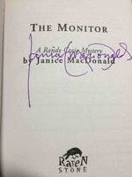 THE MONITOR: A Randy Craig Mystery. by MacDonald, Janice.