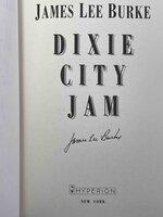 DIXIE CITY JAM. by Burke, James Lee.