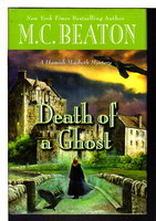 DEATH OF A GHOST. by Beaton, M. C. (pseudonym of Marion Chesney)
