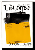 'C' IS FOR CORPSE. by Grafton, Sue.