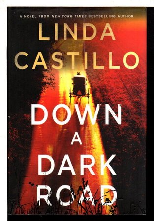 DOWN A DARK ROAD. by Castillo, Linda.