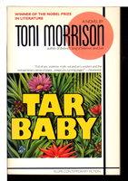TAR BABY. by Morrison, Toni.