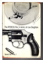 THE IPCRESS FILE. by Deighton, Len.