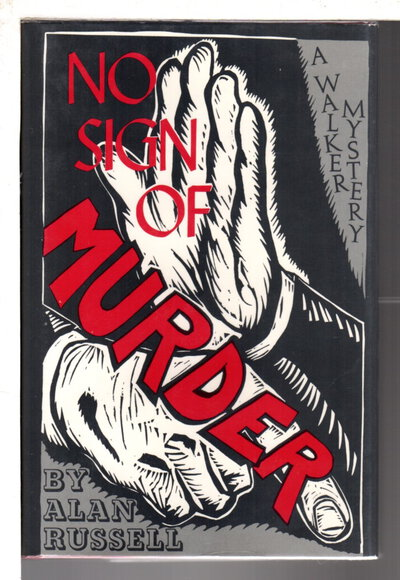 NO SIGN OF MURDER by Russell, Alan
