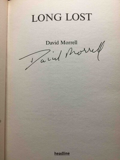 LONG LOST. by Morrell, David.