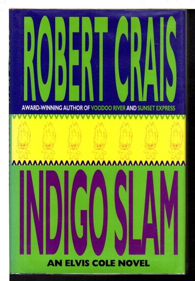 INDIGO SLAM. by Crais, Robert