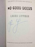 NO GOOD DEEDS. by Lippman, Laura.