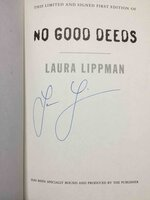NO GOOD DEEDS. by Lippman, Laura.