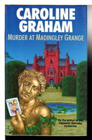 MURDER AT MADINGLEY GRANGE. by Graham, Caroline.