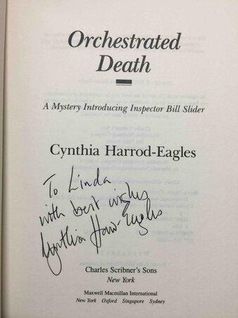 ORCHESTRATED DEATH. by Harrod-Eagles, Cynthia.
