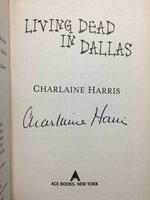 LIVING DEAD IN DALLAS. by Harris, Charlaine.