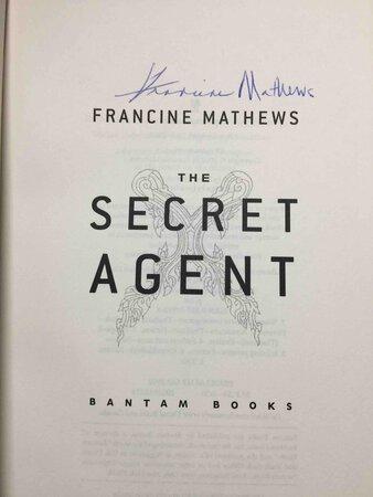 SECRET AGENT. by Mathews, Francine.