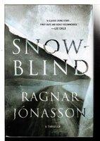 SNOWBLIND. by Jonasson, Ragnar