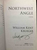 NORTHWEST ANGLE. by Krueger, William Kent.