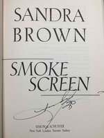 SMOKE SCREEN. by Brown, Sandra.