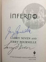INFERNO. by Niven, Larry and Jerry Pournelle.