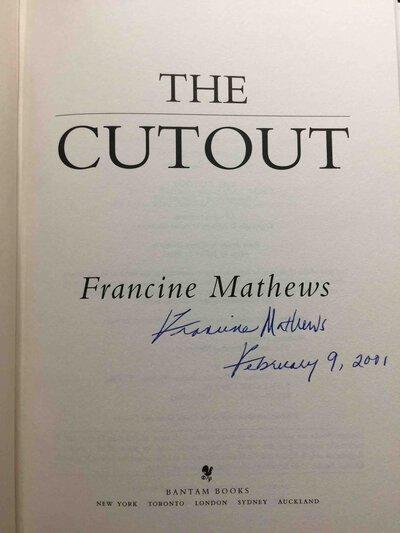 THE CUTOUT. by Mathews, Francine.