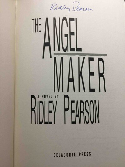 THE ANGEL MAKER. by Pearson, Ridley.