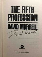 THE FIFTH PROFESSION. by Morrell, David.
