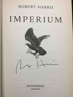 IMPERIUM: A Novel of Ancient Rome. by Harris, Robert.