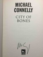 CITY OF BONES. by Connelly, Michael.