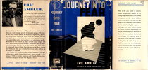 Another image of JOURNEY INTO FEAR. by Ambler, Eric (1909-1998).
