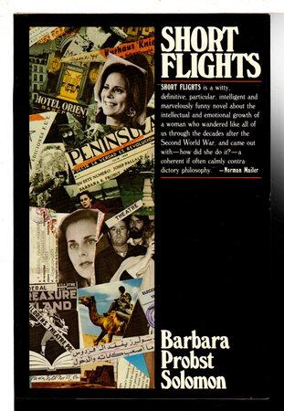 SHORT FLIGHTS. by Solomon, Barbara Probst.