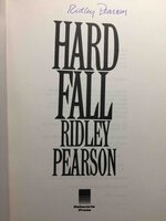 HARD FALL. by Pearson, Ridley.