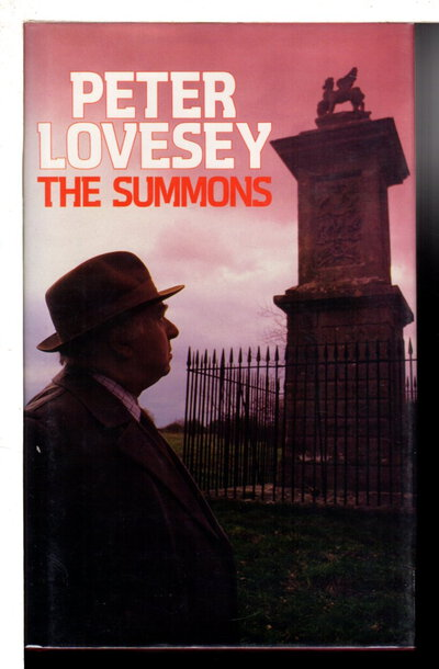 THE SUMMONS. by Lovesey, Peter.