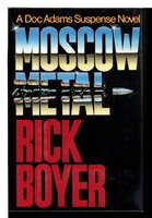 MOSCOW METAL. by Boyer, Rick.