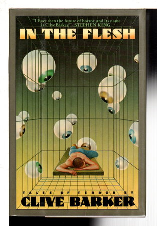 IN THE FLESH, Tales of Terror by Barker, Clive