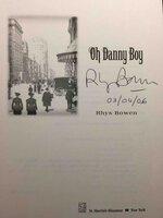OH DANNY BOY. by Bowen, Rhys.