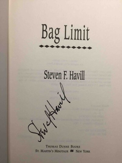 BAG LIMIT. by Havill, Steven F.