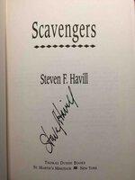 SCAVENGERS. by Havill, Steven F.