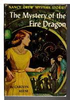 THE MYSTERY OF THE FIRE DRAGON: Nancy Drew Mystery Stories 38. by Keene, Carolyn [Harriet Adams]