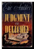 JUDGMENT ON DELTCHEV. by Ambler, Eric.