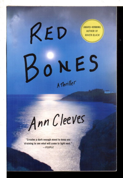 RED BONES. by Cleeves, Ann.