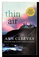 THIN AIR. by Cleeves, Ann.