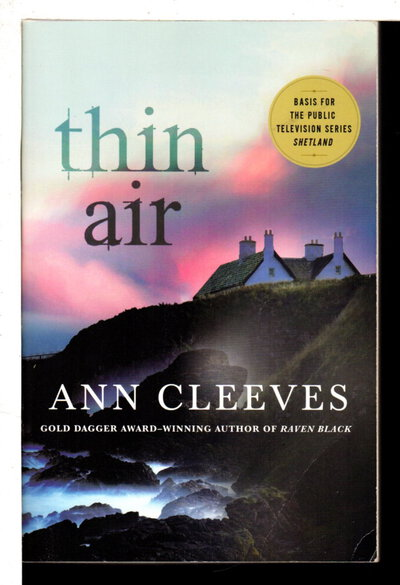 THIN AIR. by Cleeves, Ann.