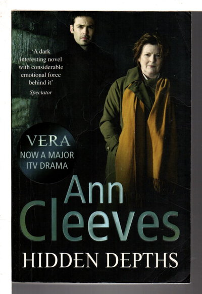 HIDDEN DEPTHS. by Cleeves, Ann.