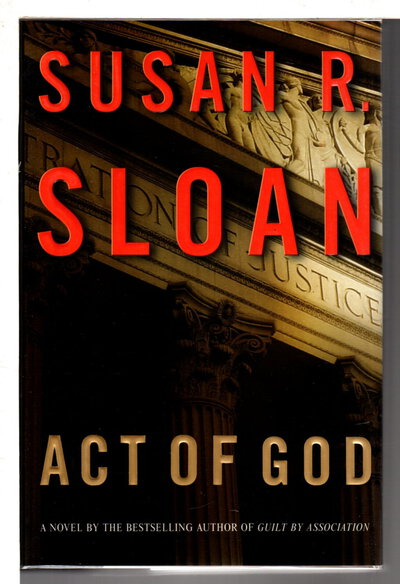 ACT OF GOD. by Sloan, Susan R.
