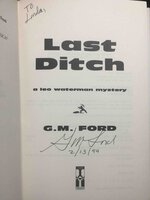 LAST DITCH / WHATEVER #5. by Ford, G. M.