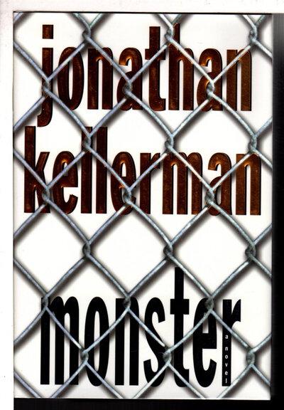 MONSTER. by Kellerman, Jonathan.
