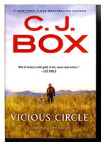 VICIOUS CIRCLE: A Joe Pickett Novel. by Box, C. J.