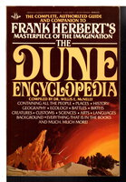 THE DUNE ENCYCLOPEDIA. by [Herbert, Frank] McNelly, Dr Willis E., compiler.