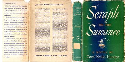 SERAPH ON THE SUWANEE. by Hurston, Zora Neale